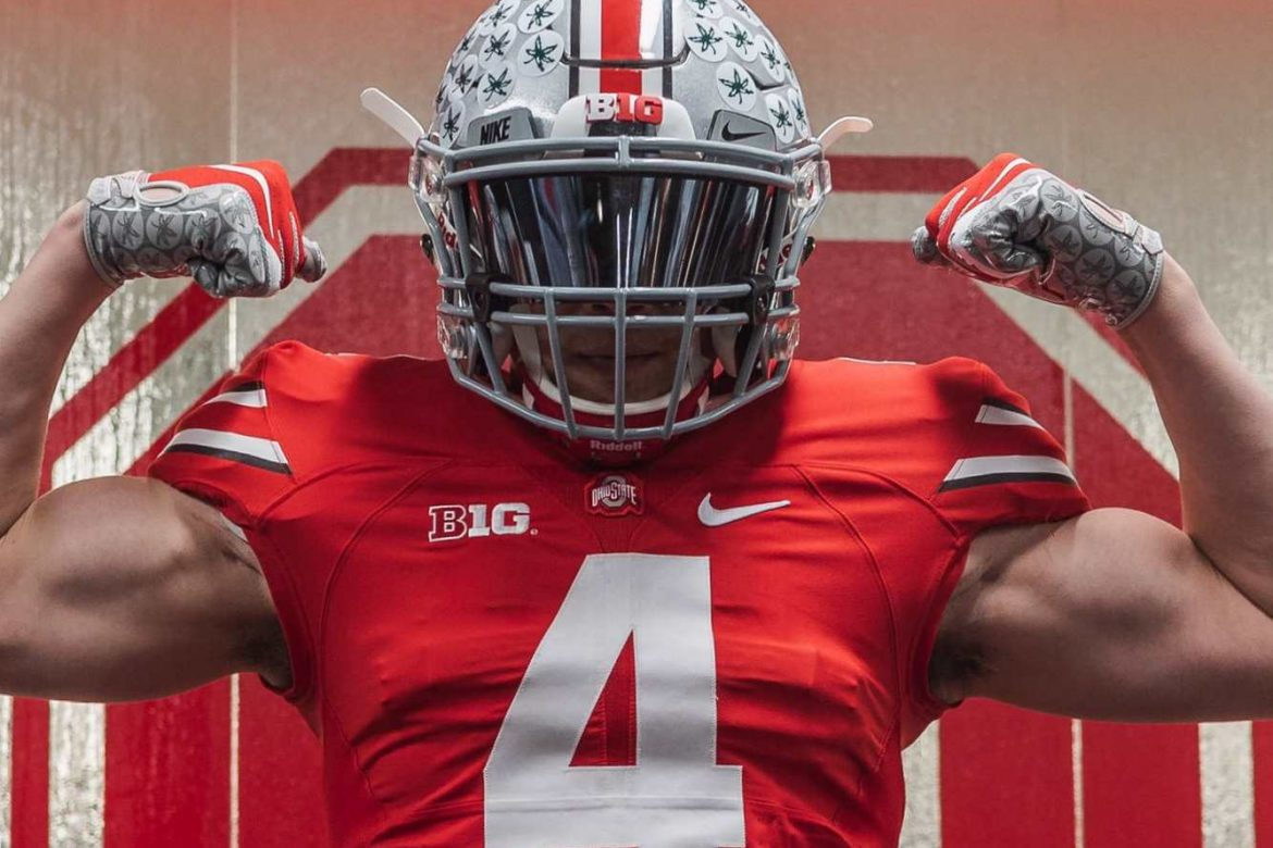 Theo Johnson Ohio State Recruiting Buckeyes