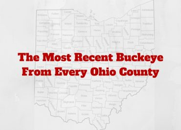 Ohio State football players by county