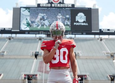 Ohio State football recruiting Cody Simon
