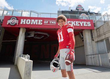 Ohio State football recruiting Joe Royer