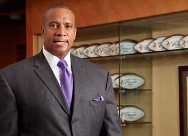 Kevin Warren Big Ten Commissioner