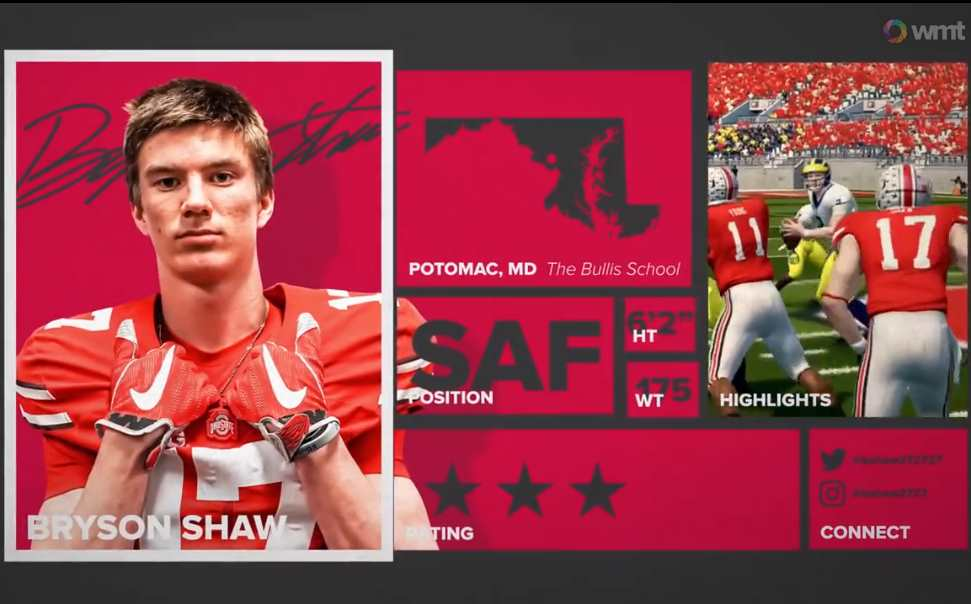 Bryson Shaw Ohio State Buckeyes