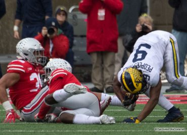 Ohio State Buckeyes against Donovan Peoples-Jones