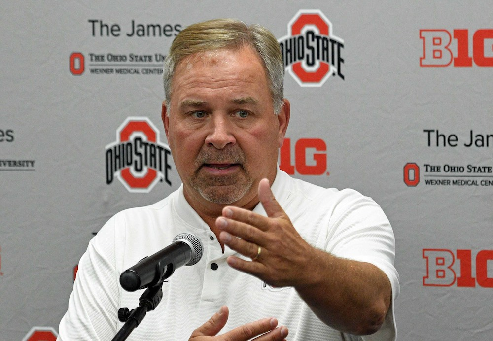 Kevin Wilson Ohio State Offensive Coordinator
