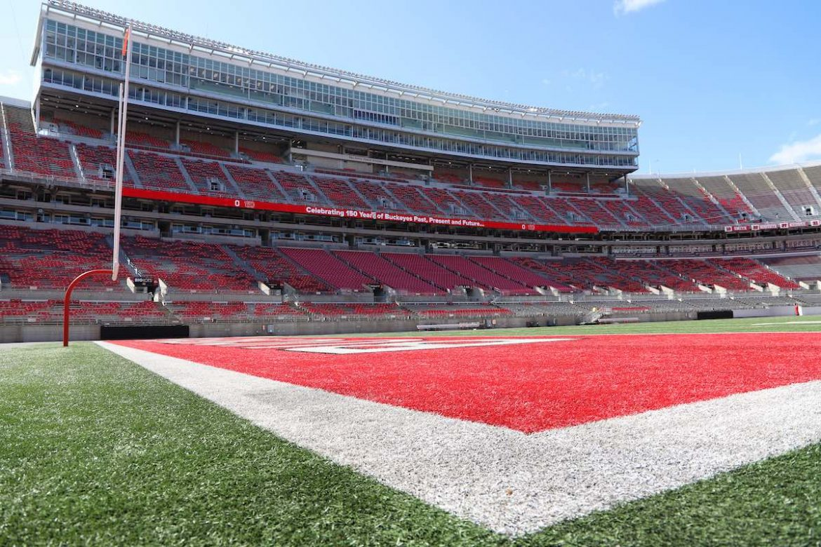 Photo Gallery Game Week Inside Ohio Stadium The Ozone