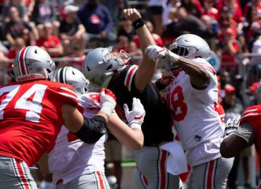 Ohio State Buckeyes Pass Rush