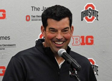 Ryan Day Ohio State Buckeyes Football