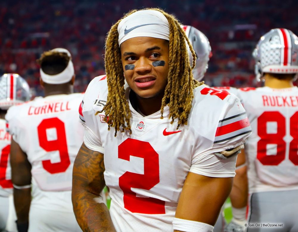 Chase Young A Complete Game Changer For Buckeyes The Ozone