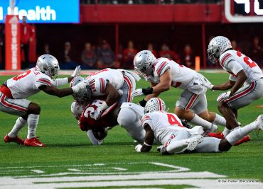 Ohio State Buckeyes Defense Nebraska