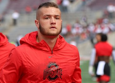Cade Stover Ohio State Buckeyes Defensive End