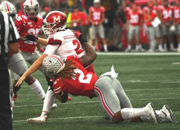 Ohio State football Chase Young sack
