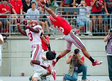 Ohio State football Devin Smith touchdown