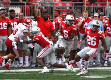 Ohio State football Garrett Wilson