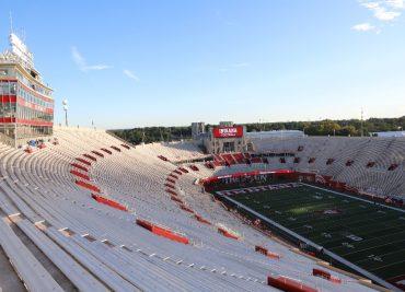 Indiana football Memorial Stadium