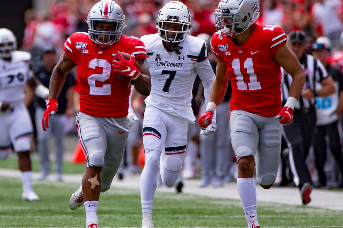 Ten Things We Learned From Ohio State S 42 0 Shutout Over