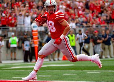 Ohio State football Jeremy Ruckert