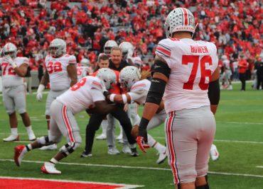 Ohio State football Josh Alabi Chase Young Branden Bowen
