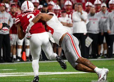 Ohio State football Malik Harrison