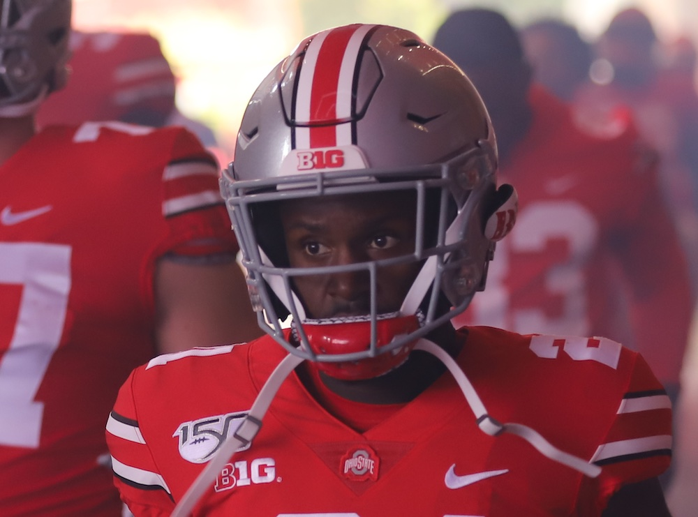 Ohio State football Marcus Williamson