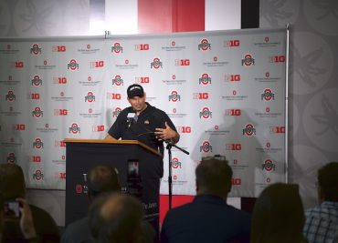 Ohio State football press conference Ryan Day