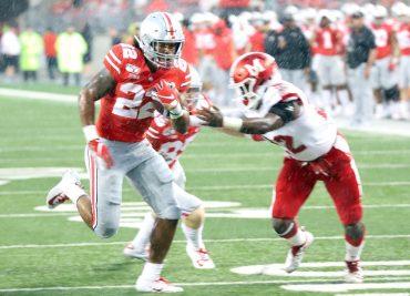 Steele Chambers Ohio State Buckeyes Running Back