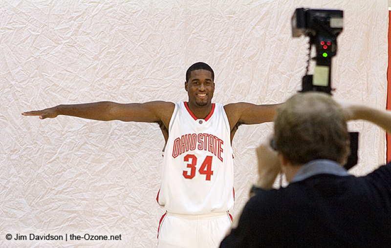 Terence Dials Ohio State Buckeyes Basketball