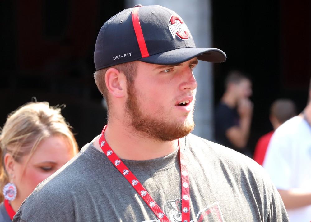 Ohio State recruiting Trey Leroux