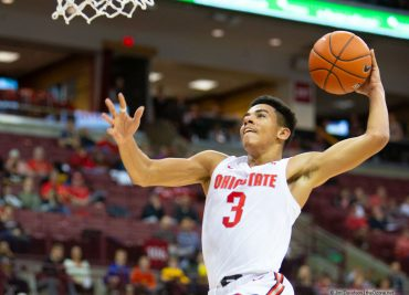 DJ Carton Ohio State Buckeyes Point Guard