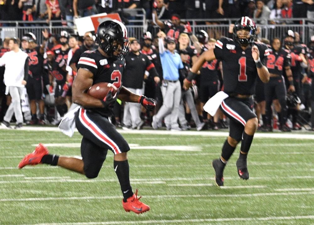 JK Dobbins Ohio State Buckeyes Running Back