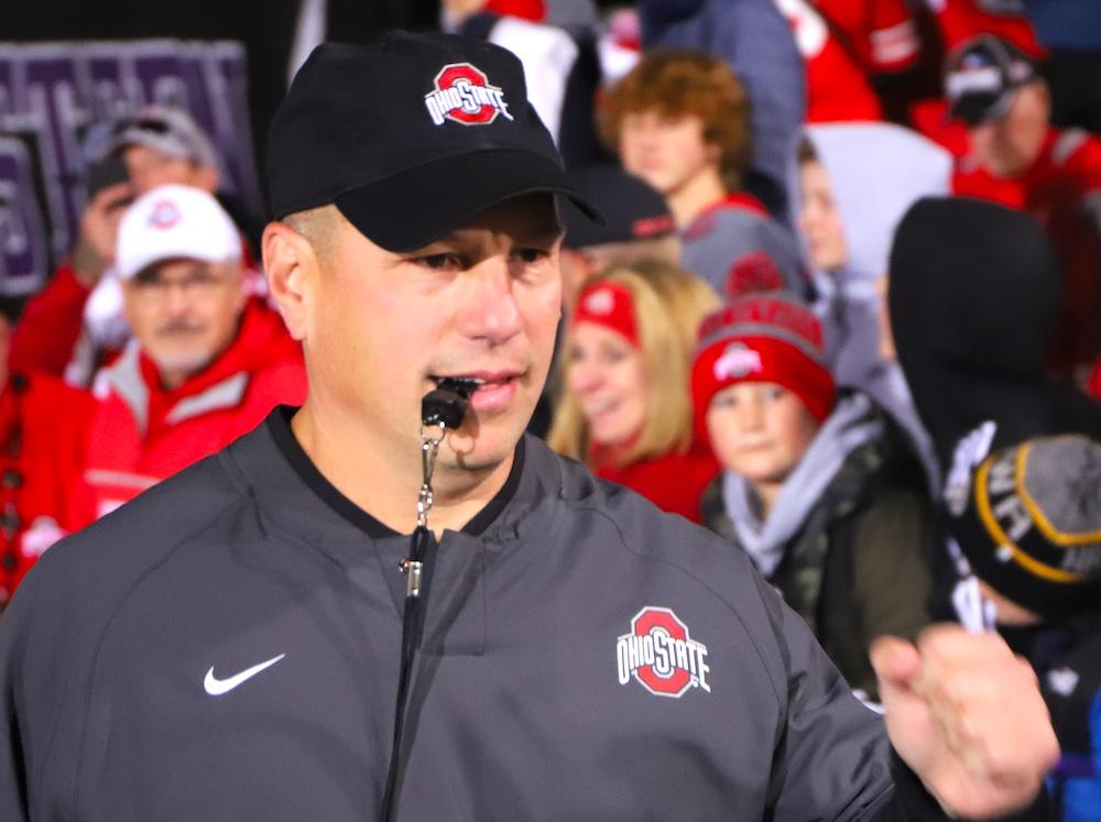 Ohio State football Mickey Marotti