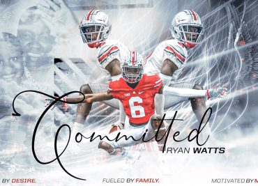 Ryan Watts Ohio State Buckeyes Cornerback Commit