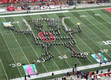 Ohio State University Marching Band TBDBITL Spongebob Squarepants