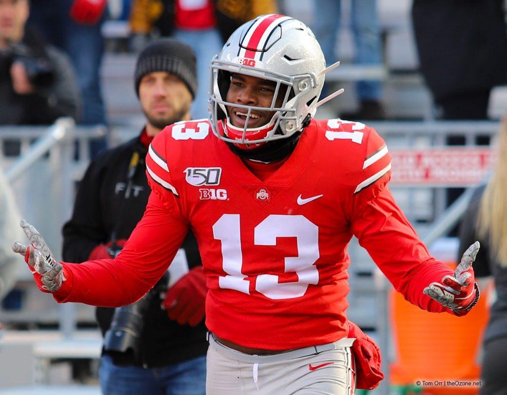 Ohio State football Tyreke Johnson