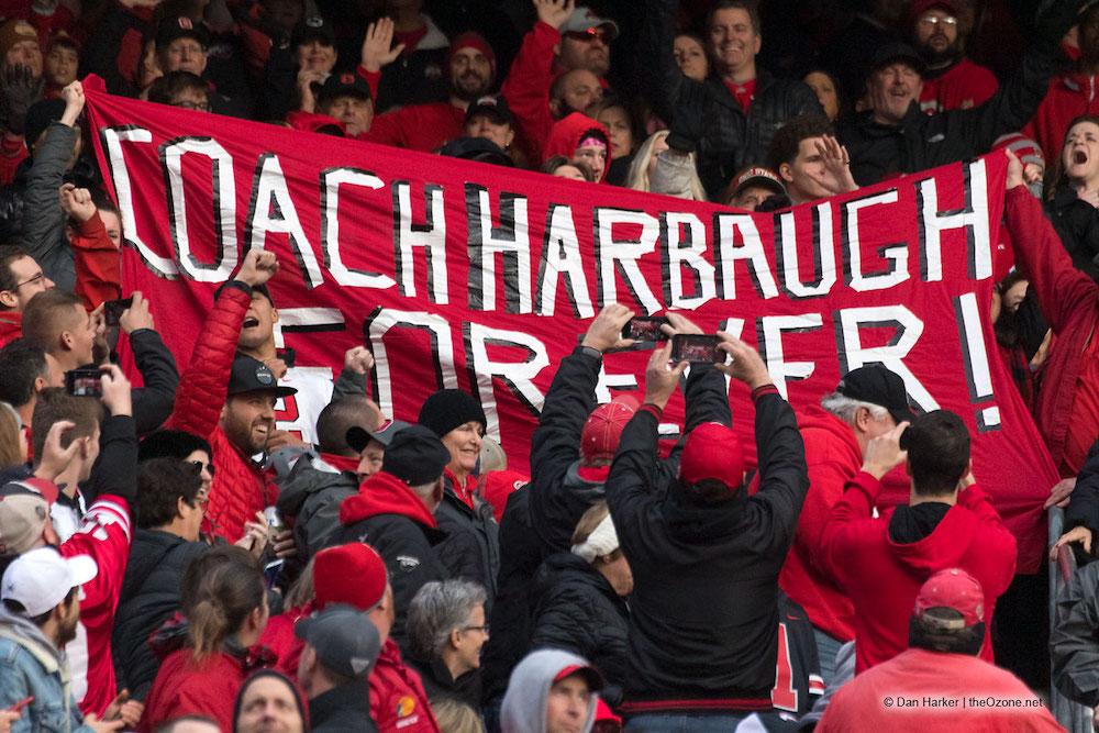 Jim Harbaugh vs. Ohio State