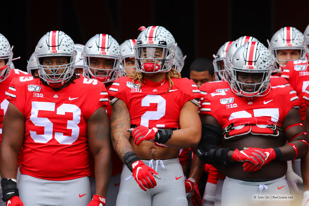 Ohio State's Defense Sets Buckeyes Apart in Playoff Committee's Eyes