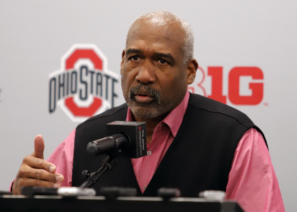 Gene Smith Ohio State Athletic Director