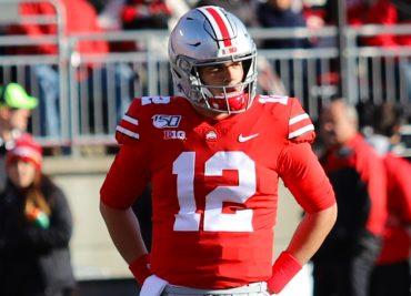 Ohio State quarterback Gunnar Hoak