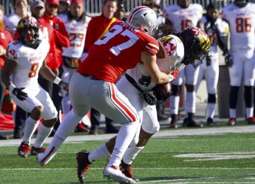 Noah Potter Ohio State Buckeyes Defensive End