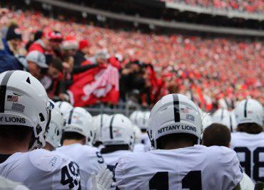 Big Ten schedule football games Ohio State Penn State