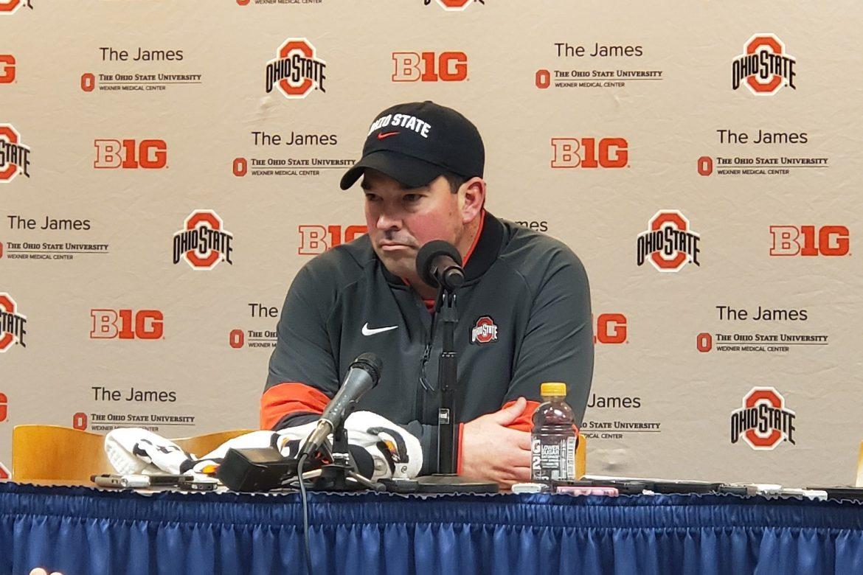 Ryan Day Ohio State Buckeyes Head Coach