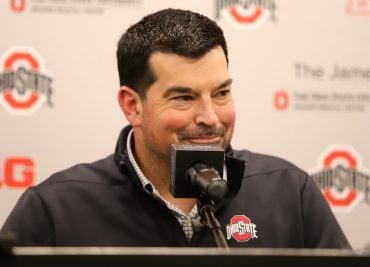 Ryan Day Ohio State Buckeyes Head Coach