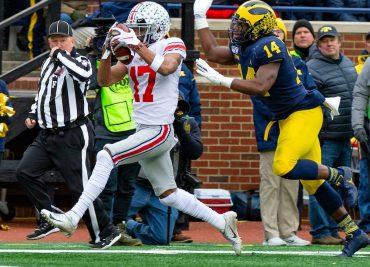 Ohio State football Chris Olave Michigan