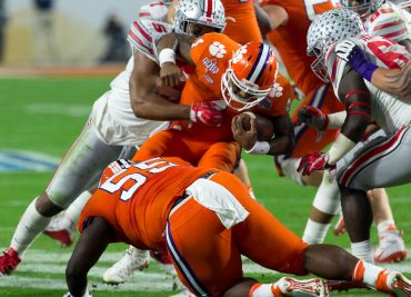Clemson Ohio State College Football Playoff