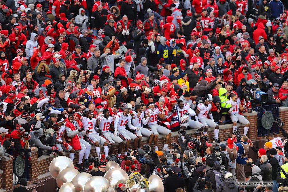 Ohio State football beats Michigan