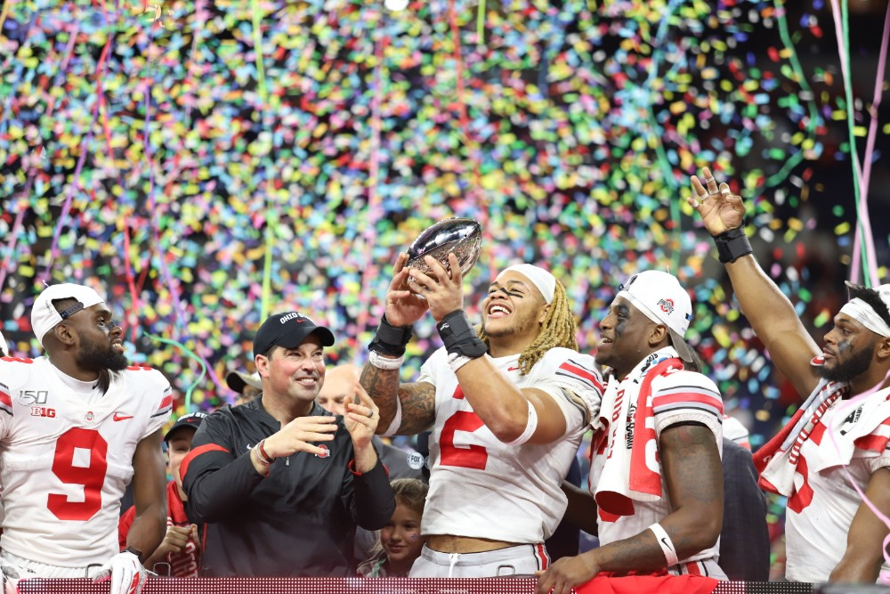 Chase Young Ohio State