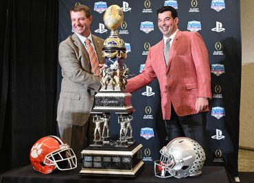 Fiesta Bowl Notes Dabo Swinney Ryan Day