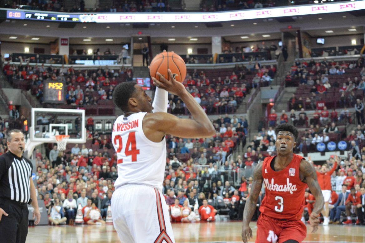 Andre Wesson Ohio State Buckeyes dot com