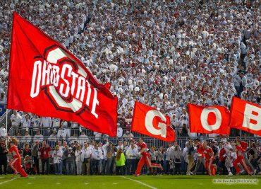 Big Ten football schedule Ohio State Penn State Whiteout