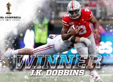 JK Dobbins Ohio State Buckeyes