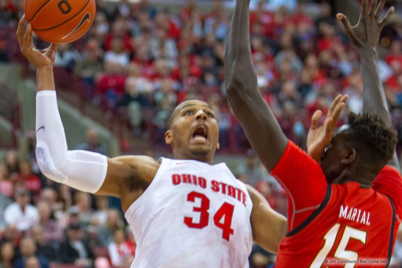 Ohio State basketball Kaleb Wesson